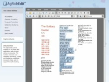 RichText Editor in Silverlight and more from DevExpress