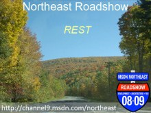 Northeast Roadshow - REST