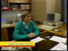The History of Microsoft - 1987
