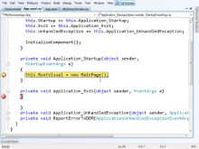 Silverlight 3 Beta - Extensible Application Services