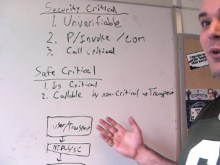 Shawn Farkas: CLR 4 - Inside the new Managed Security Model