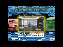 Show: Episode 2 It's All About The Tools TV Show