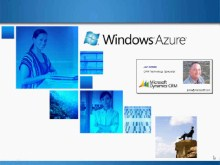 A look at Cloud Computing, Azure and Dynamics CRM