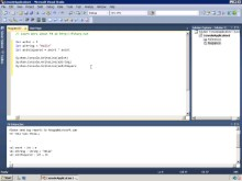 Creating Your First F# Program with Visual Studio 2010