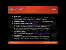 Toolshed Tooltip #11 - DotNetNuke and Web Installer from Episode 2