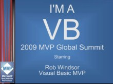 """I'm a VB"" Interview: Rob Windsor, Visual Basic MVP"