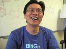 Expert to Expert: Harry Shum - General Purpose Search, Decision Engines and Bing