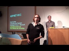 Scott Guthrie at Vista Squad on ASP.NET MVC Part 1