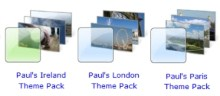More Windows 7 Themes from Paul Thorrott