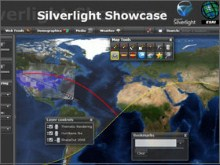 ArcGIS Mapping and Charting API released for Silverlight and WPF
