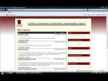 endpoint.tv Screencast - Implementing the CourseFeed service in Litware Training