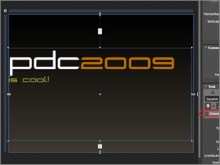 Embed the PDC2009 font in your Silverlight application