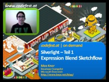 Expression Blend Sketchflow - Silverlight 3