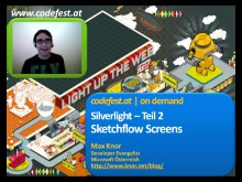 Sketchflow Screens - Silverlight 3
