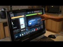 A Look at HP TouchSmart 300 and 600