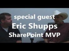 Water Cooler Interview with Eric Shupps