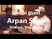 Water Cooler Interview with Arpan Shah