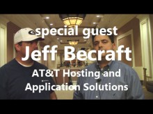 Water Cooler Interview with Jeff Becraft from AT&T