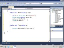 What's different about the 3 versions of Rx? Part 2: .NET 4