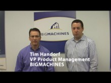 Selling more and faster with Dynamics CRM and BIGMACHINES