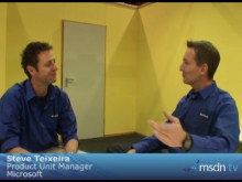Interview Tech-Ed 2009 Berlin: Steve Teixeira talks about Parallel Computing  with VS 2010 and why you should take care