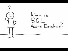 Whiteboard Video 3 of 4: What is SQL Azure?