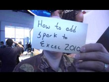 Office Casual at CES:  How to add spark to Excel 2010