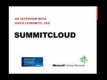 Partner Interview: SummitCloud