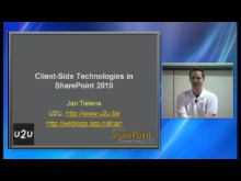 Client-Side Technologies in SharePoint 2010