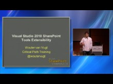 Visual Studio 2010 SharePoint Tools Extensibility