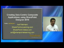 Creating Data-Centric Composite Applications with SharePoint Designer 2010