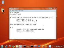 Silverlight 4 Beta Networking. Part 3 - HTTP POST