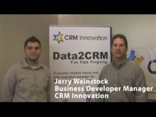 CRM Innovation makes importing data as simple as drag and drop