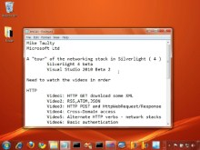 Silverlight 4 Beta Networking. Part 11 - WCF and TCP