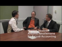 Talking with the No Excuse Accounting team at a recent BizSpark camp for Windows Azure in New York