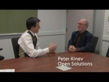 Talking with Open Solutions at the recent Microsoft BizSpark event for Windows Azure in New York