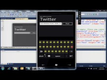 Silverlight TV 17: Build a Twitter Client for Windows Phone 7 with Silverlight