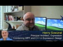 Henry Sowizral on Refacing C++ with WPF in Expression Design