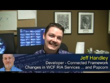 Jeff Handley on WCF RIA Services for Silverlight 4