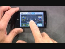 Major League Soccer on Windows Phone 7 with Charlie Kindel :MIX 2010 Day 1 Keynote