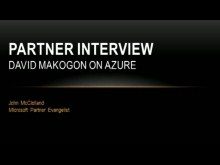 Helping Customers Move Forward with Azure – One Partner's Perspective