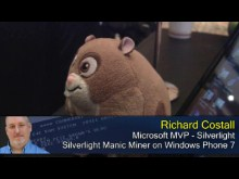 Pete at MIX10: Richard Costall - Silverlight Manic Miner for Windows Phone 7