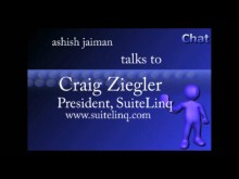 SuiteLinq - chat with Craig Ziegler, President, SuiteLinq