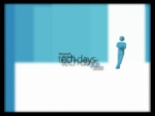 TechDays 2010 Belgium Compilation Video