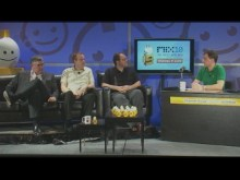 Channel 9 Live at MIX10: SVG Web Panel