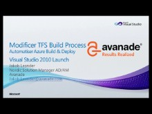Modificer TFS Build Process og lav Automatisk Build og Deployment til Azure