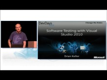 Software Testing with Microsoft Visual Studio 2010: Part 1 an Introduction