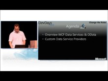 WCF Data Services Beyond the Basics by Gert Drapers
