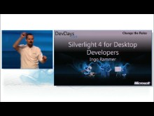 Silverlight 4 for Desktop Developers by Ingo Rammer