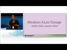 Windows Azure Storage: Storing Data in the Cloud by Aaron Skonnard